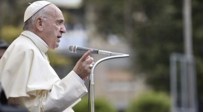 Papa Francisco critica a ideologia de gênero  leva à autodestruição do homem 094d13aa2fe61